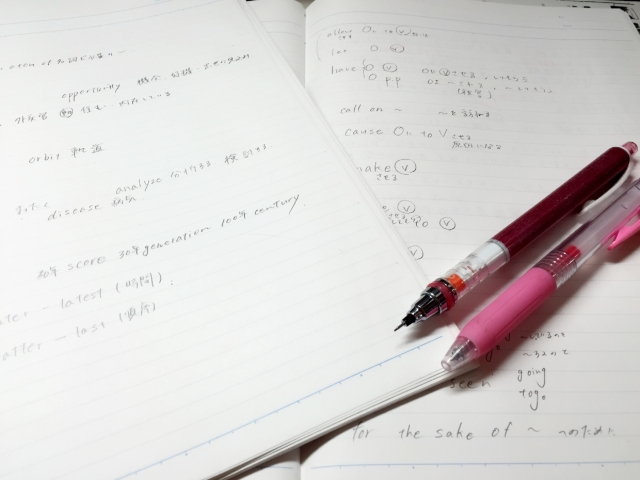 英文法をしっかりと学ぶために利用した3つのオススメ教材
